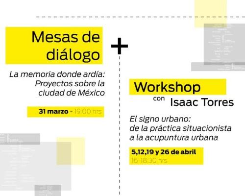 Mesa de dialogo Isaac Torres